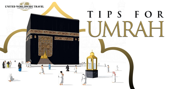 Tips for Umrah